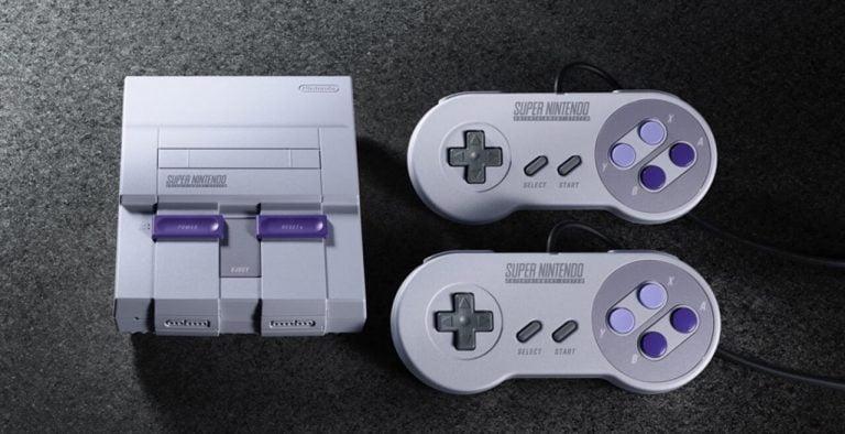 Nintendo – Super Nintendo Entertainment System Classic Edition