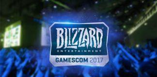 Blizzard Gamescom Logo