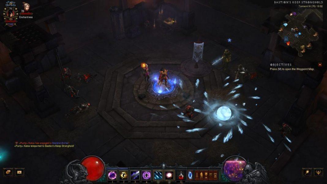 Diablo 3 Frozen
