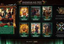 GWENT Mahakam Ale Fest