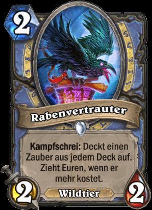 Hearthstone - Rabenvertrauter