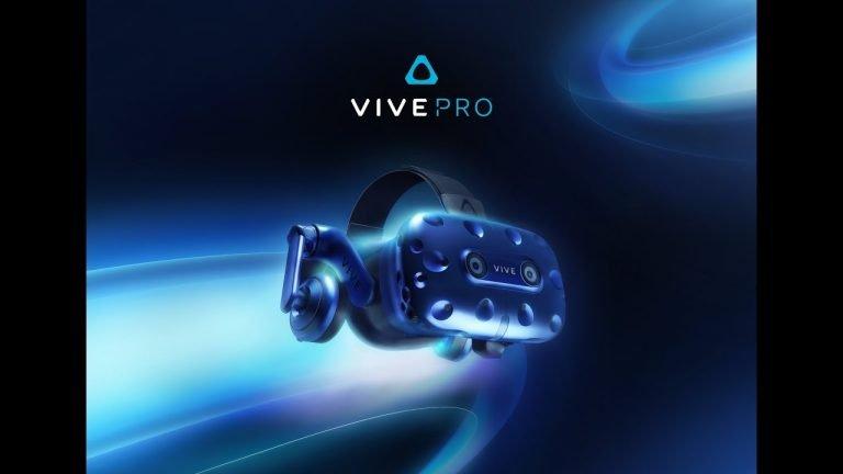 Vive Pro – HTC präsentiert das Upgrade zur Vive