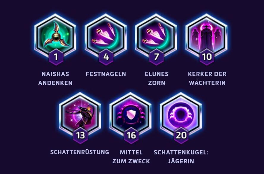 Heroes of the Storm Maiev Talente