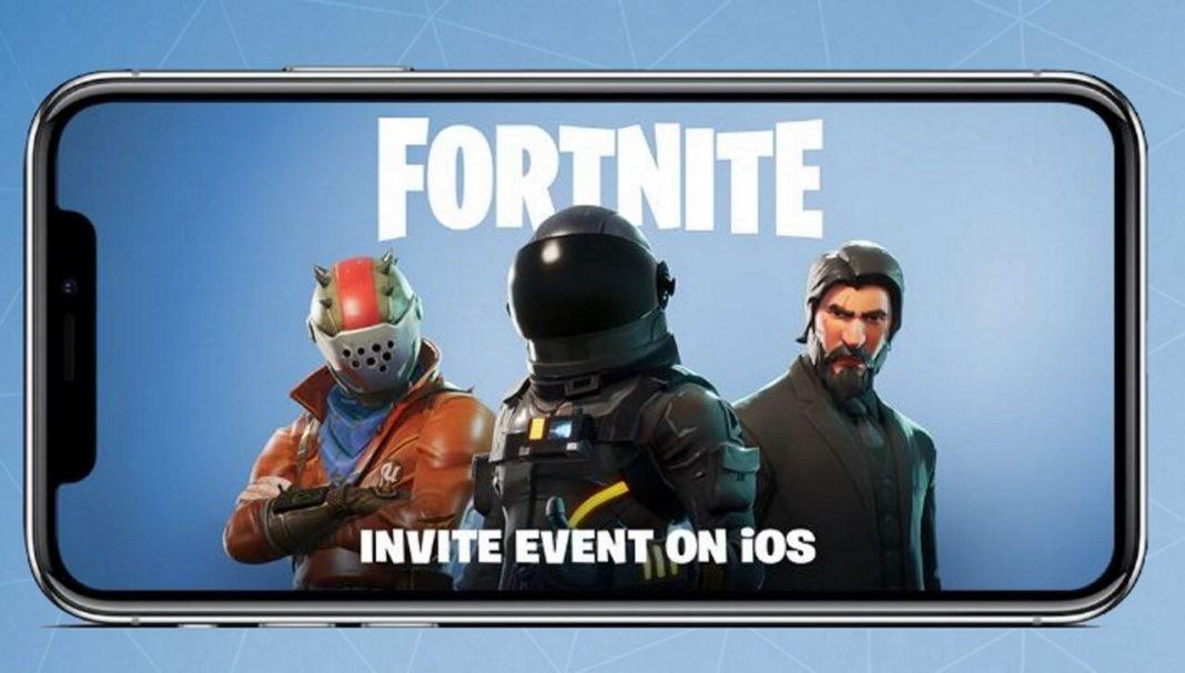 Fortnite - Mobile iOS