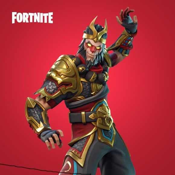 Fortnite Wukong