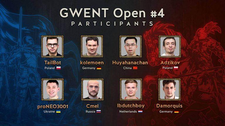 GWENT – 4. Open Turnier am Wochenende
