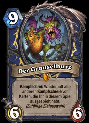 Hearthstone Guide - Der Grauselhurz