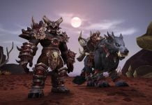 World of Warcraft - Maghar Orcs