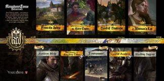 Kingdom Come: Deliverance Roadmap