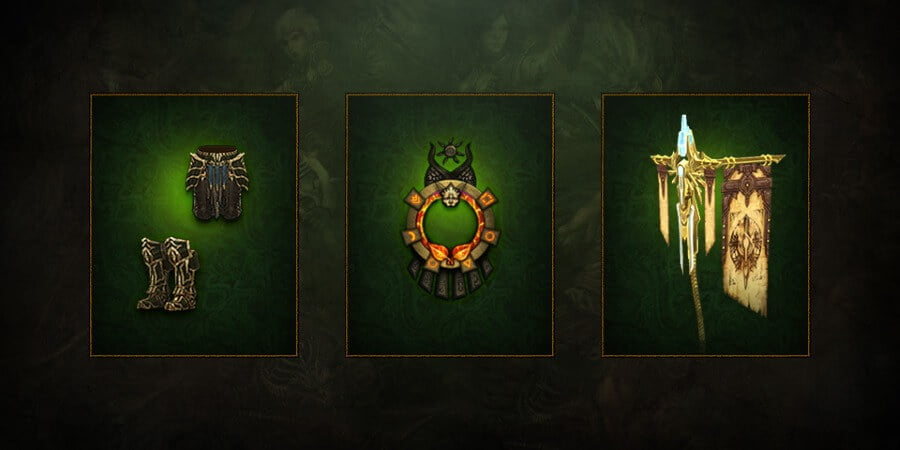 Diablo 3 - Season 14 Rewards