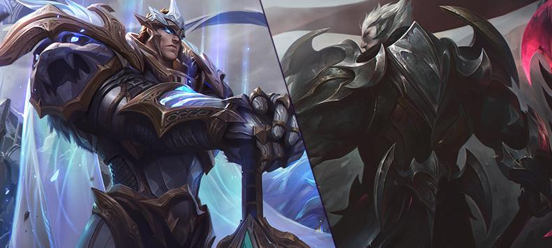 League of Legends - Erzrivalen Banner