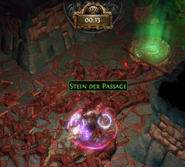 Path of Exile - Stein der Passage