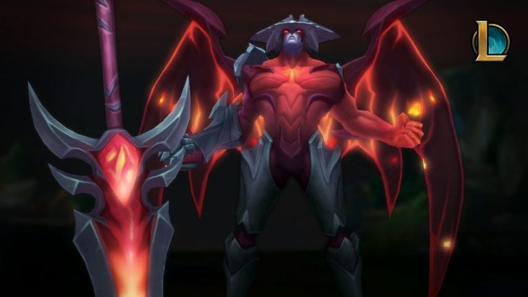 League of Legends – Aatrox komplett überarbeitet