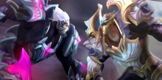 League of Legends Trailer für Erzrivalen