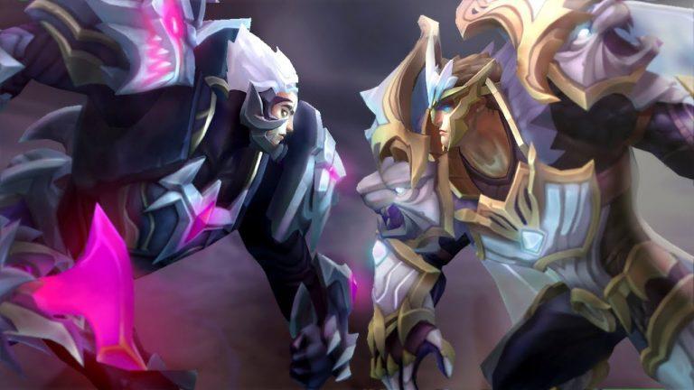 League of Legends – Erzrivalen Event mit neuen legendären Garen/Darius Skins