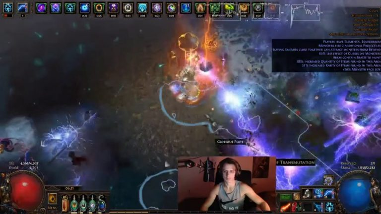 Path of Exile – Incursion Liga Starter Guides und Tools
