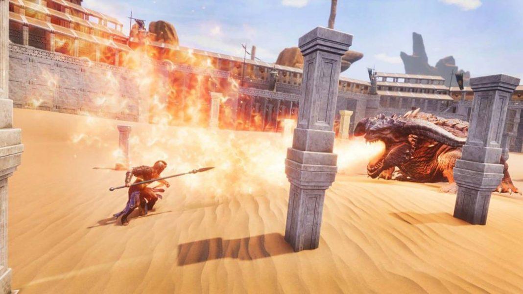 Conan Exiles Bild der Arena