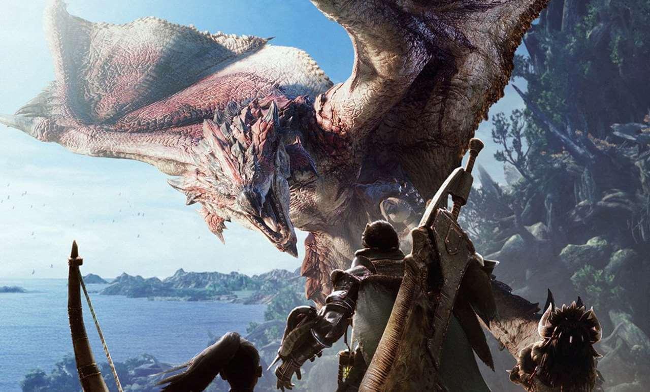 Monster Hunter: World - Behemoth Bild