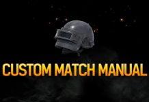PLAYERUNKNOWN'S BATTLEGROUNDS Custom Matches