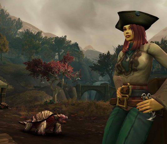 World of Warcraft Battle For Azeroth Bild