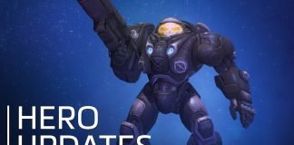 Jim Raynor aus Heroes of the Storm