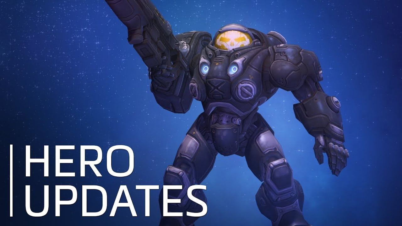 Jim Raynor de Heroes of the Storm