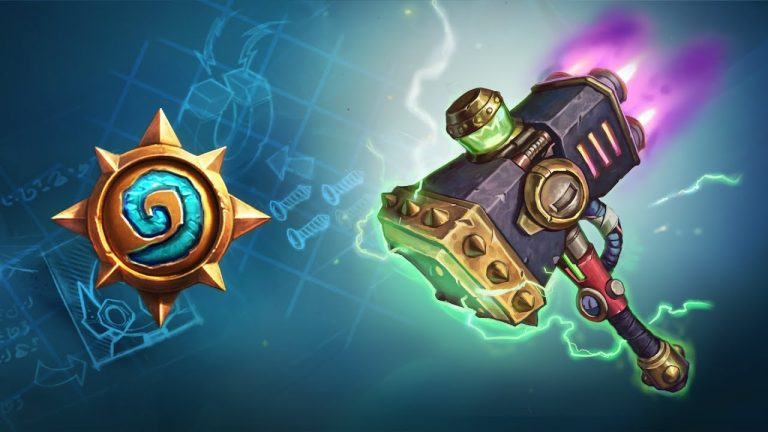 Hearthstone - Nouveau Dr. Cartes de laboratoire secret Bumms