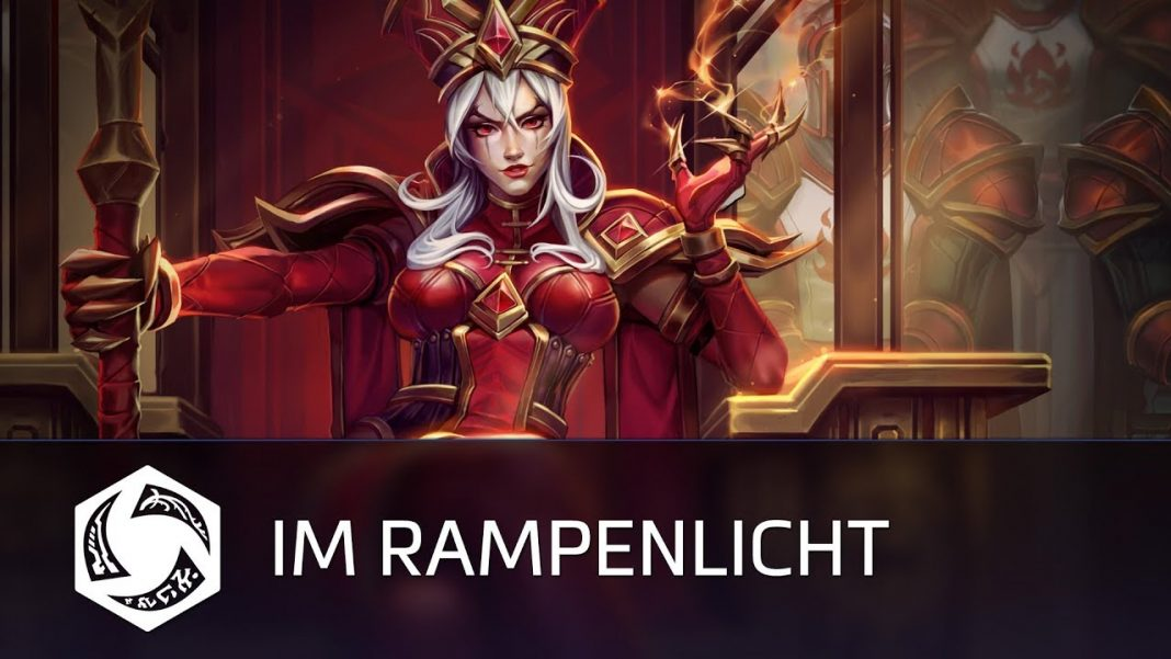 Heroes of the Storm - Hochinquisitorin Weißsträhne