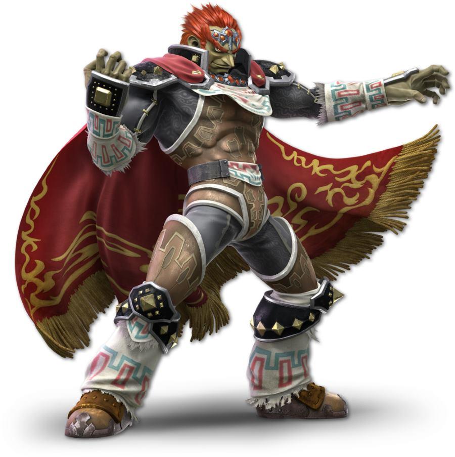 Diablo 3 - Bild von Ganondorf aus Zelda