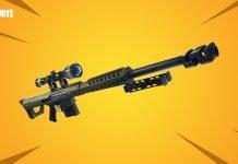 Fortnite Bild eines Scharfschützengewehrs