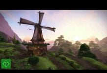 World of Warcraft - Bild vom Sturmsangtal