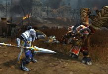 World of Warcraft Belagerung von Lordaeron