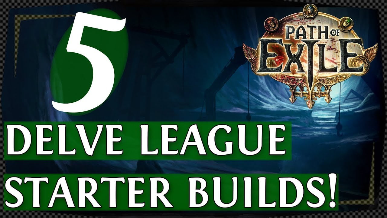 Path of Exile Delve Starter Guides