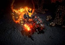 Path of Exile - Flammenrüstung