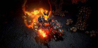 Path of Exile - Flammenrüstung