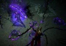 Path of Exile Bild des Nachtlotus Toxischen Regens