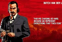 Red Dead Redemption 2 - Bild von Dutch van der Linde