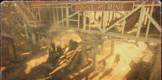 Red Dead Redemption 2 Altmodische Fotographie von Annesburg
