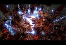 Path of Exile - Video über den Kampf zwischen Queen Atziri und 2 Gefäßen der Vaal