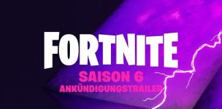 Fortnite - Saison 6 Trailer
