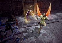 Path of Exile - Bild der neuen Seraph Flügel