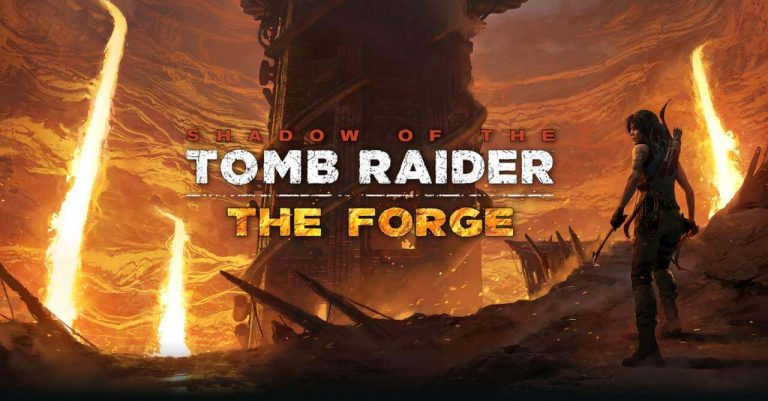 Shadow of the Tomb Raider  – Erstes DLC The Forge