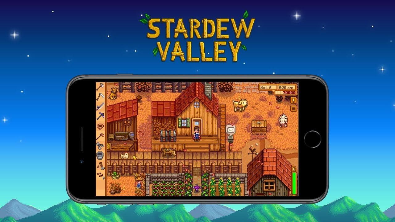 Remolque móvil Stardew Valley